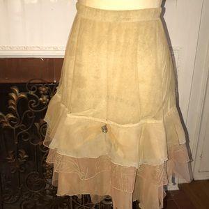 Elisa Cavelletti club steampunk fem skirt Italy
